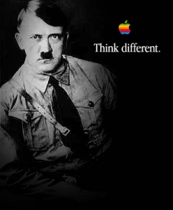 Think-different-Apple-hitler